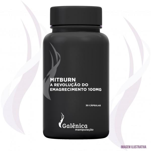 MITBurn - A Revolução do Emagrecimento 100mg - 30 cápsulas