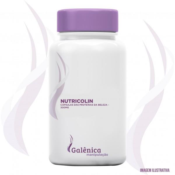 Nutricolin - Cápsulas das proteínas da beleza - 300mg - 30 cápsulas
