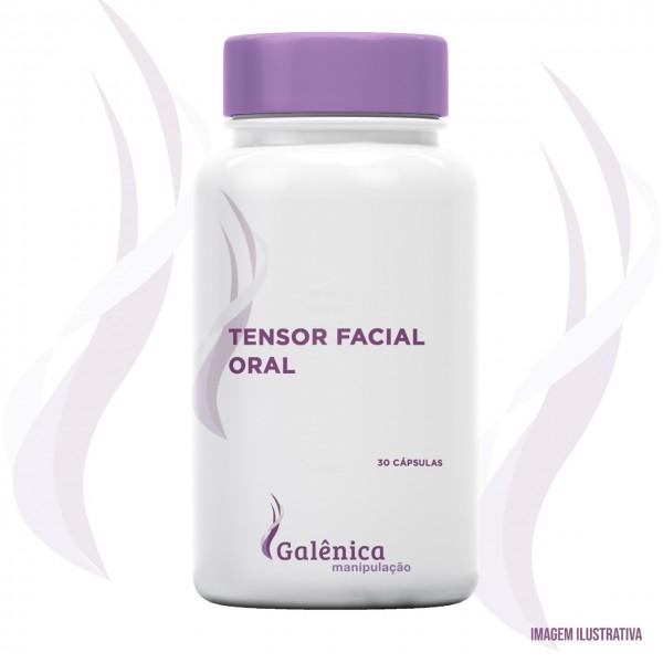 Tensor Facial Oral - 30 cápsulas